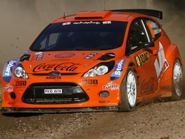 Une Ford Fiesta RS WRC pour Mads Østberg
