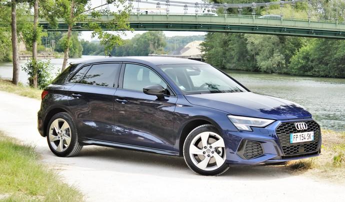 Audi A3 Sportback (2020) : en quête de leadership