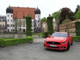 Ford : un acheteur sur deux de la Mustang la choisira au final en quatre cylindres