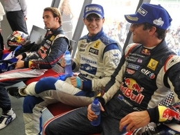 Abu Dhabi : les jeunes pilotes en piste