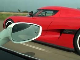 Vidéo : une Ferrari 458 humiliée par une Koenigsegg Agera R