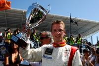 Sébastien Bourdais renoue avec la victoire... en Superleague !