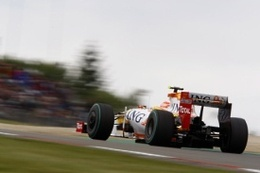 F1 : Renault ira à Monza avec le KERS