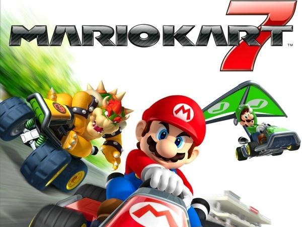 Mario Kart 7 3DS : le test