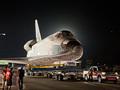 Insolite : le Toyota Tundra à la rescousse d'une navette de la NASA