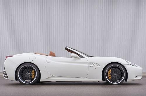 Ferrari California Hamann, le goût du blanc