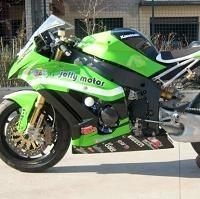 Superbike - Kawasaki: Le team Pedercini a livré l'uniforme à ses Ninja