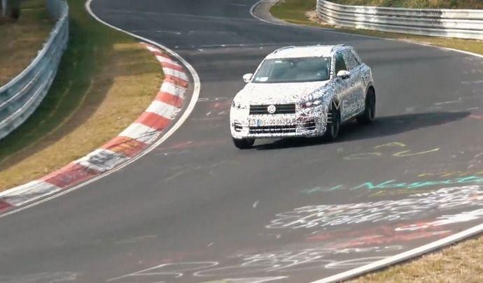 Volkswagen : le T-Roc R se prépare