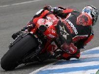 Moto GP - Ducati: On a aussi tourné à Jerez