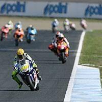 Moto GP - Espagne D.1: Rossi impressionne