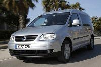 Salon de Geneve : Volkswagen Caddy Maxi Life Ecofuel