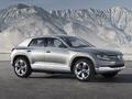 Tokyo 2011 : Volkswagen Cross Coupé, l'Evoque de Wolfsburg