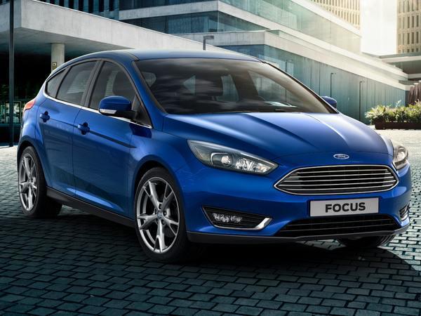 Future Ford Focus électrique : 160 kilomètres d'autonomie maximum