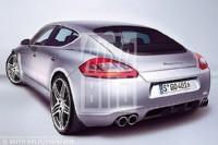 Porsche Panamera by Auto Bild : intéressante...