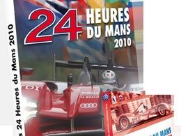 Les DVD et livre des 24 Heures du Mans 2010 sont sortis