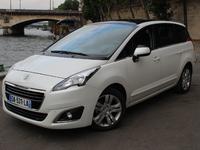 Essai- Peugeot 5008 restylé: le troisième choix