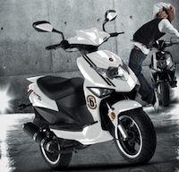 Nouveauté Scooter 2013 : Mash Bibop 50 cm3