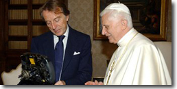950 000 euros pour la Ferrari de Jean-Paul II