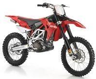 Aprilia prêt pour la saison de motocross en MX 1