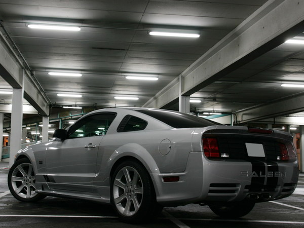 Photos du jour : Ford Mustang Saleen 281