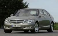 Nouvelle Mercedes S 420 CDI : V8 320 ch