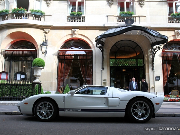 Photos du jour : Ford GT