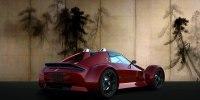 Salon de Genève 2008/Ken Okuyama Design : Spider K.O7 et Concept de Coupé K.O8