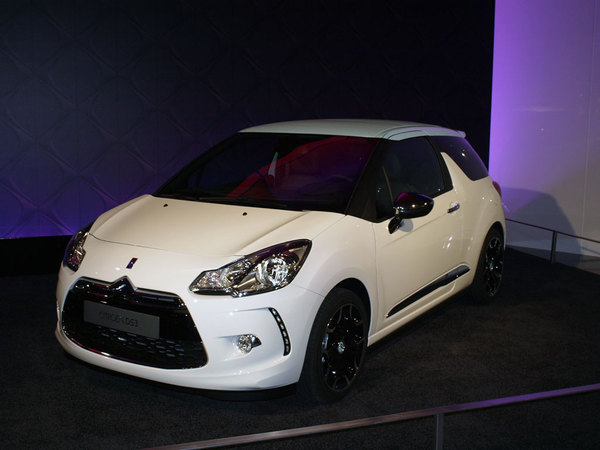 Citroën DS3 : So Glam'