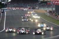24 Heures du Mans 2009 : Peugeot 908 hybride diesel