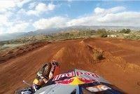 Vidéo moto : un petit tour avec Justin Hill