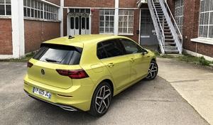 Volkswagen : problème réglé pour la Golf 8, les livraisons reprennent