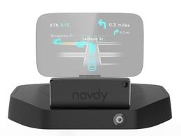 """Navdy présente la """"Google Glass"""" de l'automobile"""