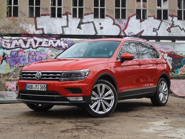 Le Volkswagen Tiguan arrive en concession : crucial