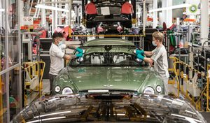 Bentley va licencier 1000 personnes