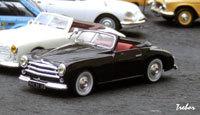 Miniature : 1/43ème - SIMCA cabriolet 8 Sport