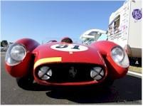 La photo du jour : Ferrari 250 Testa Rossa