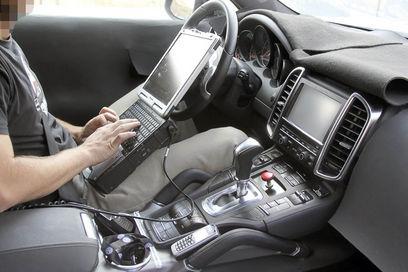Bienvenue à bord du futur Porsche Cayenne