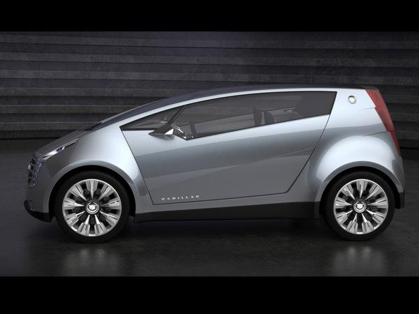 Los Angeles 2010 : Cadillac Urban Luxury Concept, l'Aston Cygnet américaine