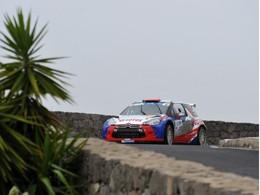 FIA ERC Gran Canarias Jour 1 : Kubica signe 8 scratchs sur 8
