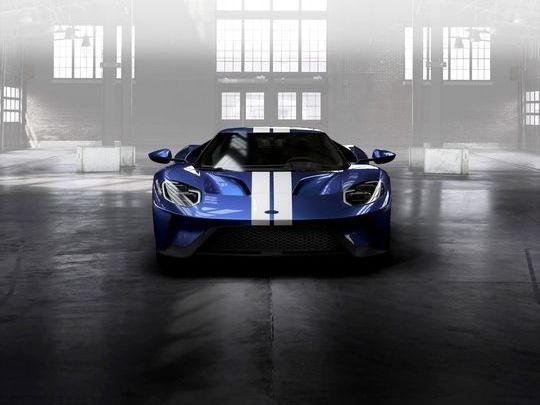 Ford GT : plus de 7000 demandes pour seulement 500 autos