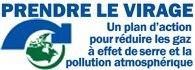 Canada : zoom sur le plan Prendre le virage. La pollution dans le collimateur.
