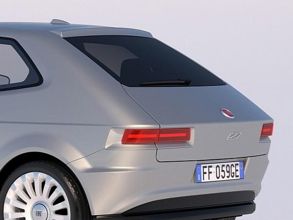 Exceptionnel et si on ressuscitait la Fiat 127 ? SN91