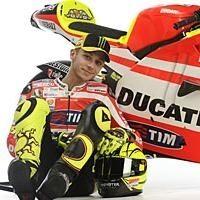 Moto GP - Ducati: Valentino Rossi fête ses 32 ans