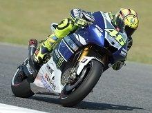 Moto GP: Valentino Rossi a du mal à se faire aux nouvelles qualifications