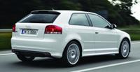 Une Audi S3 de 408 cv... et 2.0 litres.