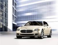Nouvelle Maserati Quattroporte Automatic