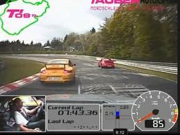 Vidéo : M3 CSL compresseur au Nürburgring (9 minutes de plaisir)