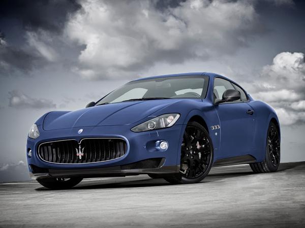 Bologne 2011 : Maserati Granturismo S Limited Edition