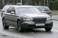 Style plus classique pour la future BMW Série 7...