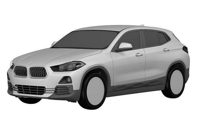 BMW : la liste des moteurs du X2 en fuite